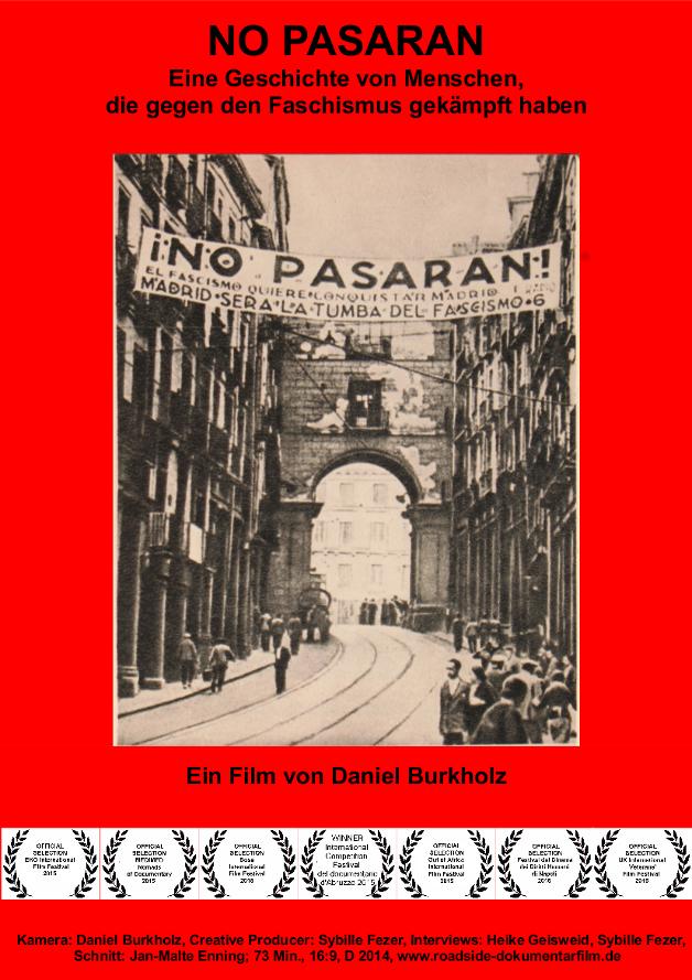 Cover No Pasaran