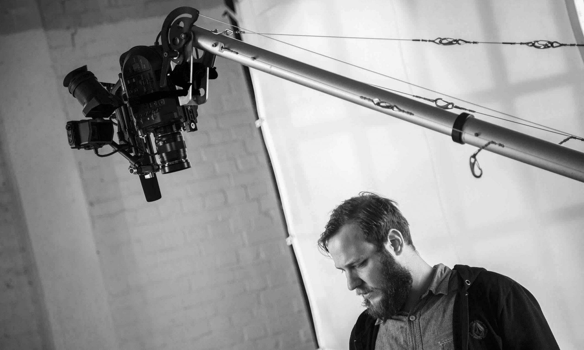 Kameramann Jan-Malte Enning